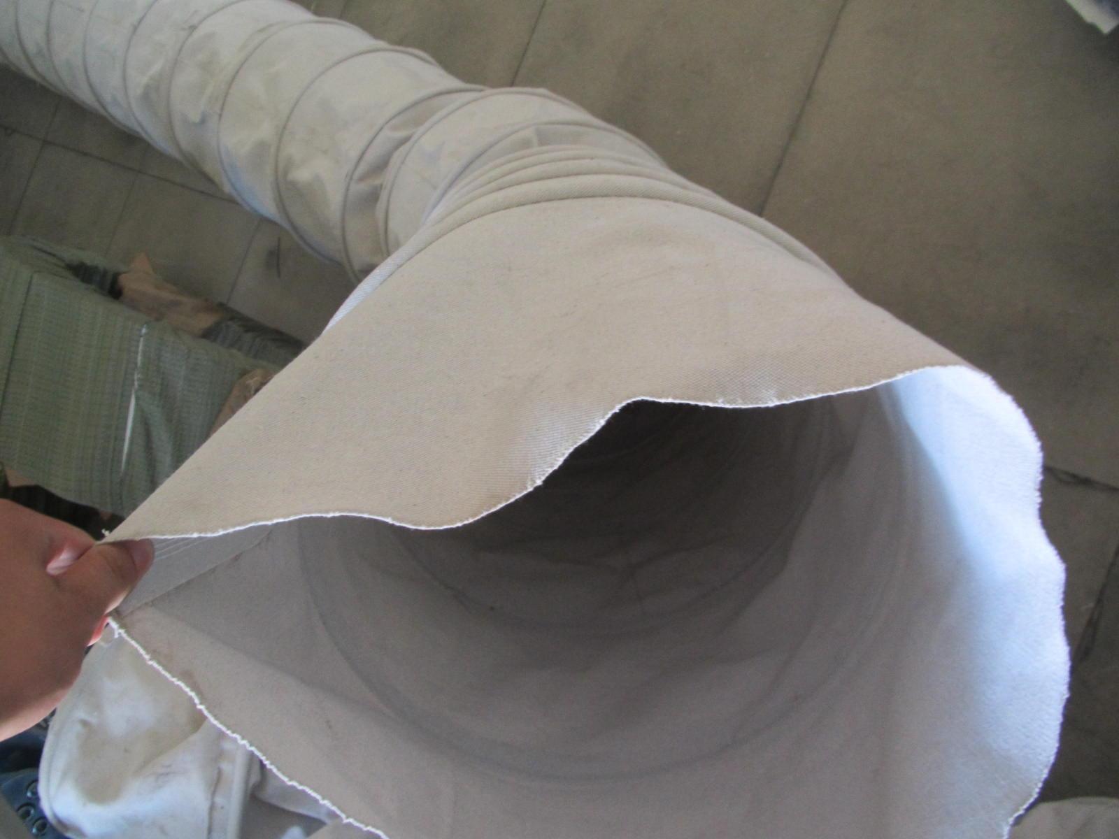 机电设备粉尘输送软连接产品图