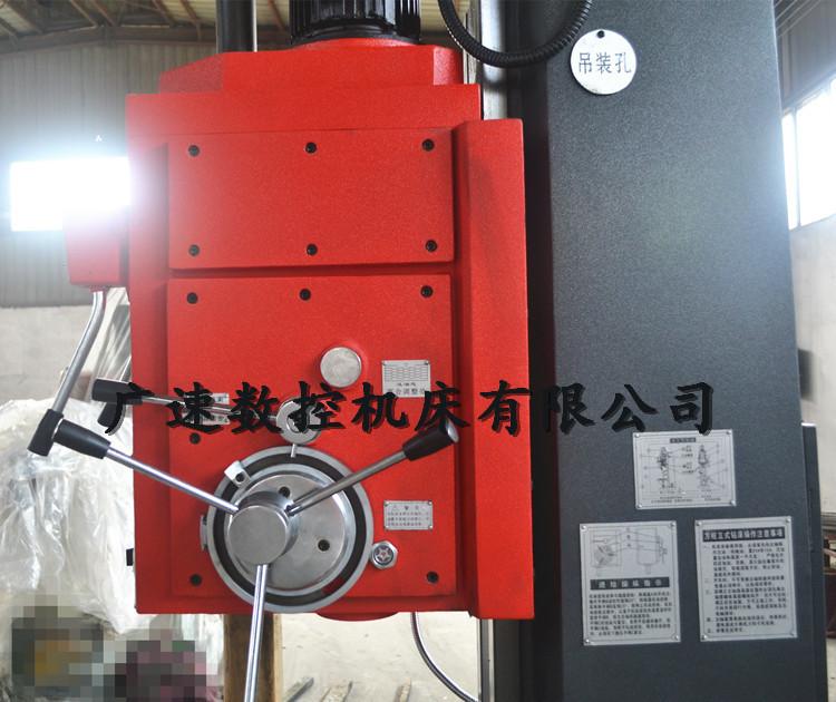 z5140b 广速高精度深孔钻床厂家直销