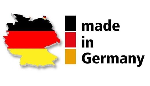 德国风景矢量图