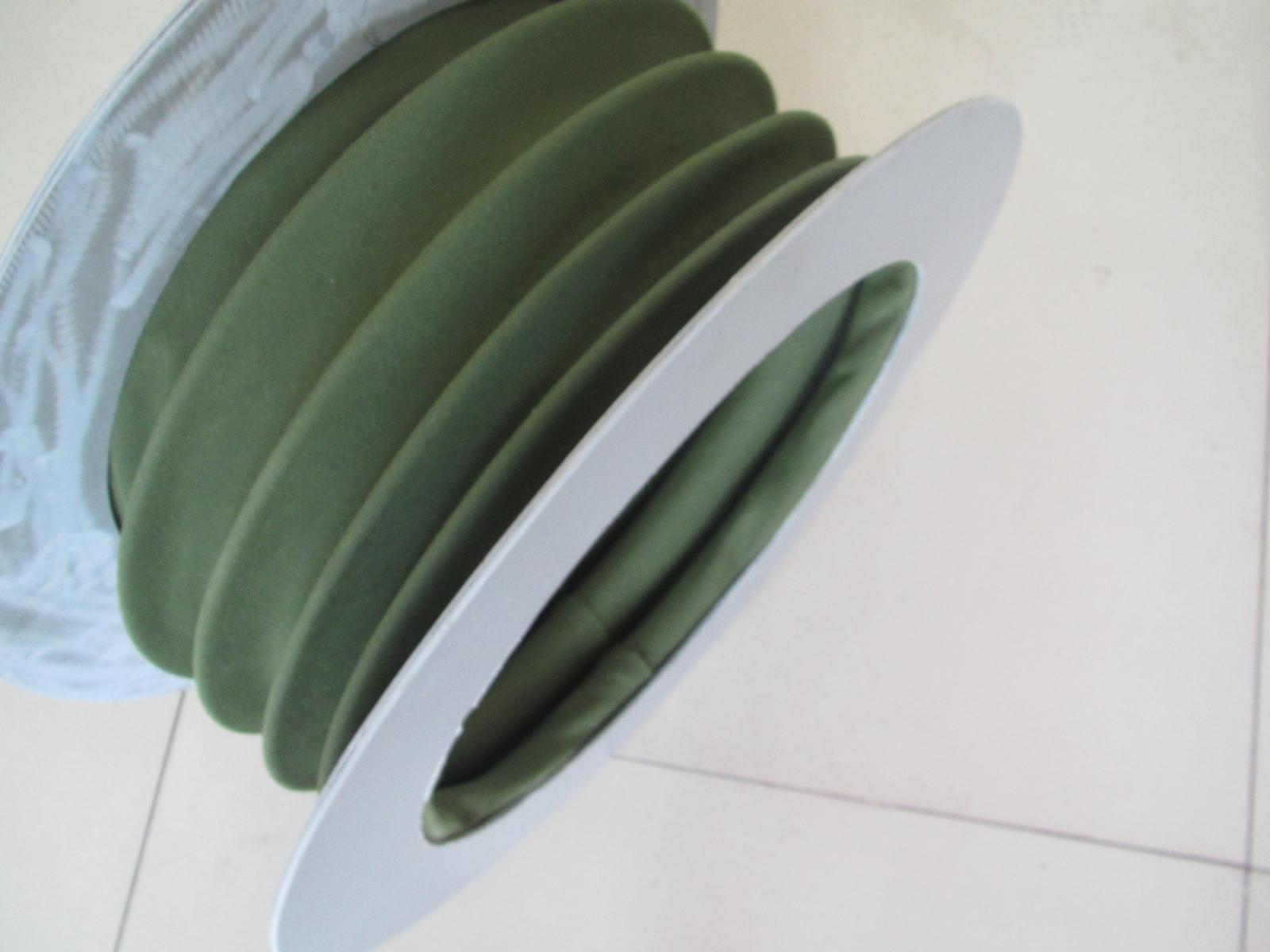 化工厂排气帆布软连接产品图