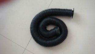 尼龙布圆筒式油缸防尘套产品图