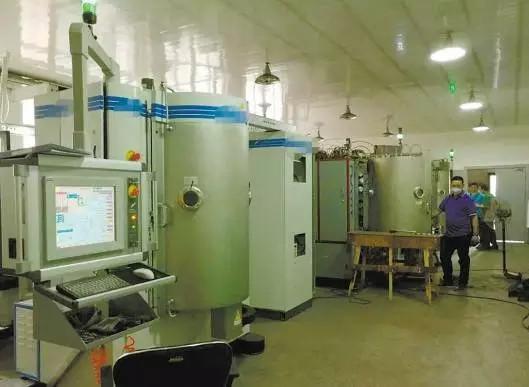 州机床 淘金 高端装备制造行业