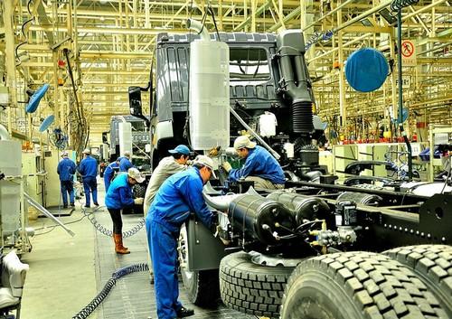 工业结构素描车