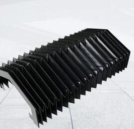盔甲风琴式防护罩